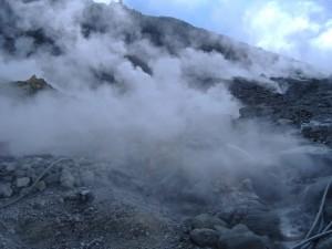 volcanogas
